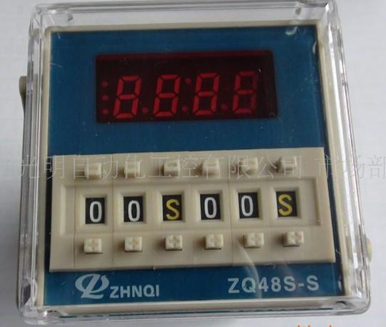 正启zq48s-s双循环时间继电器