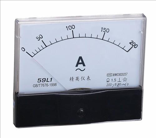 电焊机专用指针式59c2-a直流电流表