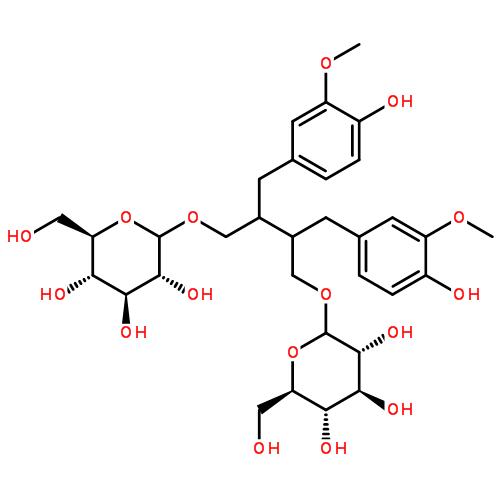 亚麻木酯素,亚麻木脂素