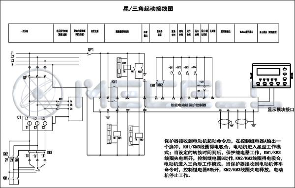 厂家直销电动机综合保护器使用说明