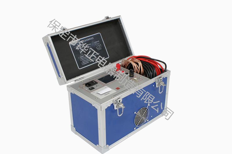 保定市铧正电气制造有限公司 --> 更新日期:2015-8-31 所 在 地:中国大陆 产品型号:HZ-3120 简单介绍:变压器直流电阻测试仪采用全新电源技术,具有体积小、重量轻、输出电流大、重复性好、抗干扰能力强、保护功能完善等特点。整机由高速单片机控制,自动化程度高,具有自动放电和放电报警功能。仪器测试精度高,操作简便,可实现变压器直阻的快速测量。