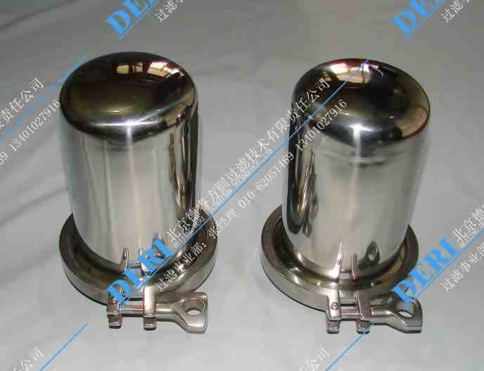 发酵罐空气过滤器,罐顶呼吸器北京生产