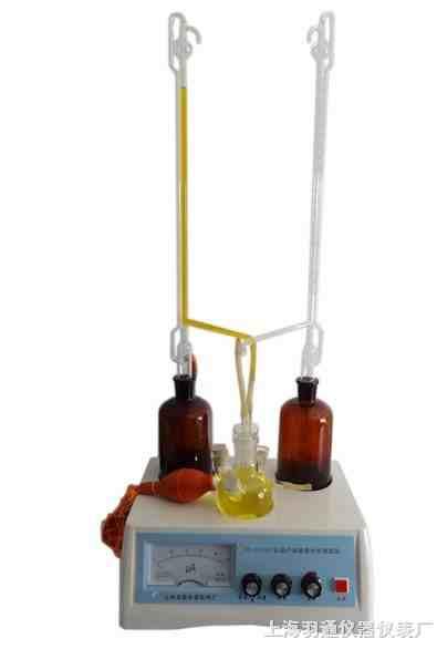 石油产品微量水分测定仪 羽通仪器