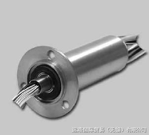 穆格的这款滑环装置通过转子和定子接线盒内的电线端子接头与变速箱