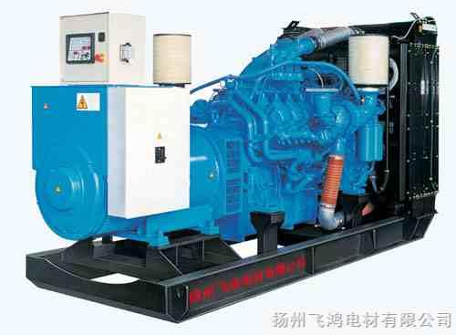飞鸿 奔驰系列柴油发电机组 扬州飞鸿电材有限公司高清图片