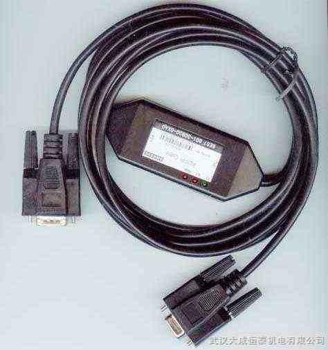 西门子触摸屏与s7-200/300连接电缆