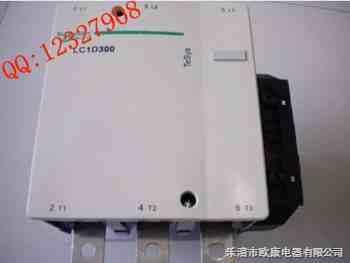 交流接触器lc1-d300_乐清市欧康电器有限公司