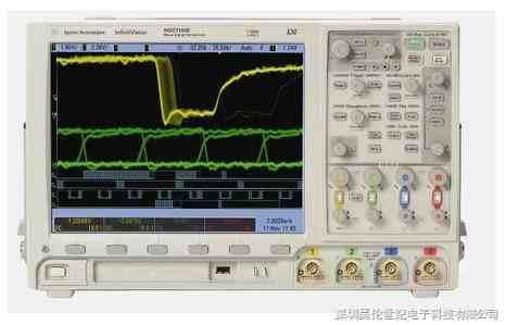 转速负反馈电路图 示波器