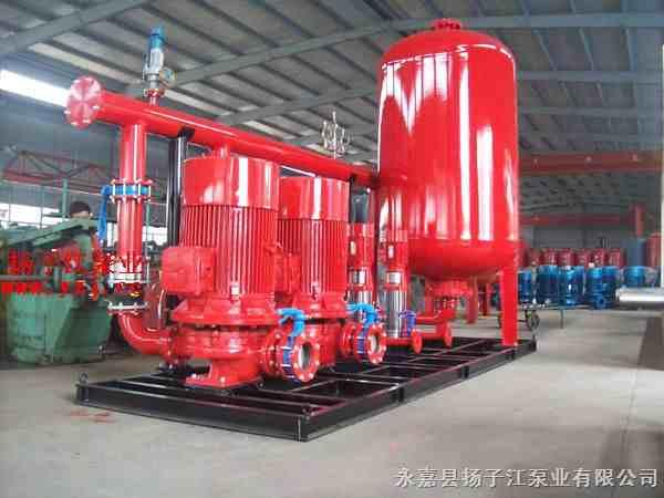 给排水设备:消防气压供水成套设备图片