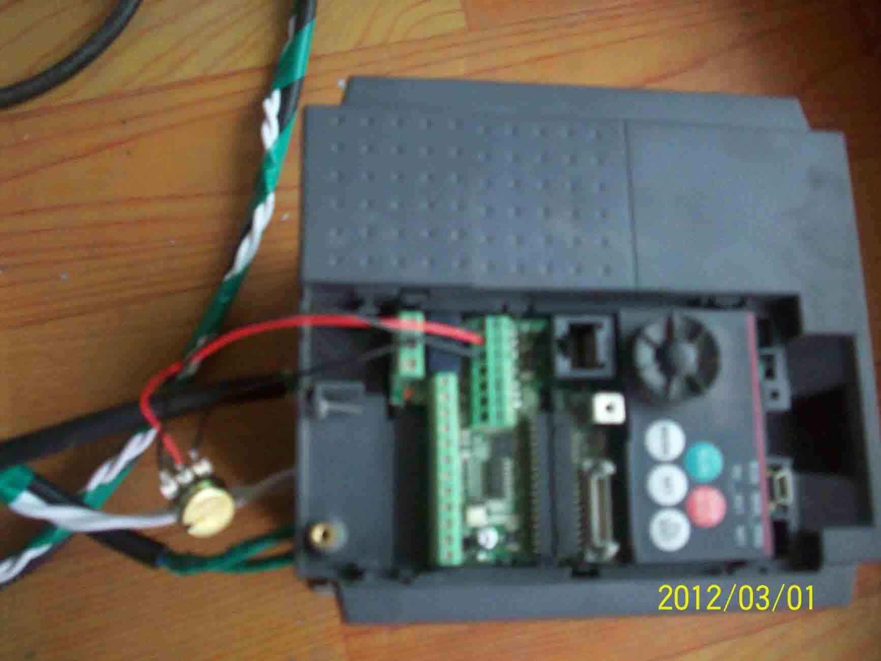 松下nais一vfo超小型变频器电路图