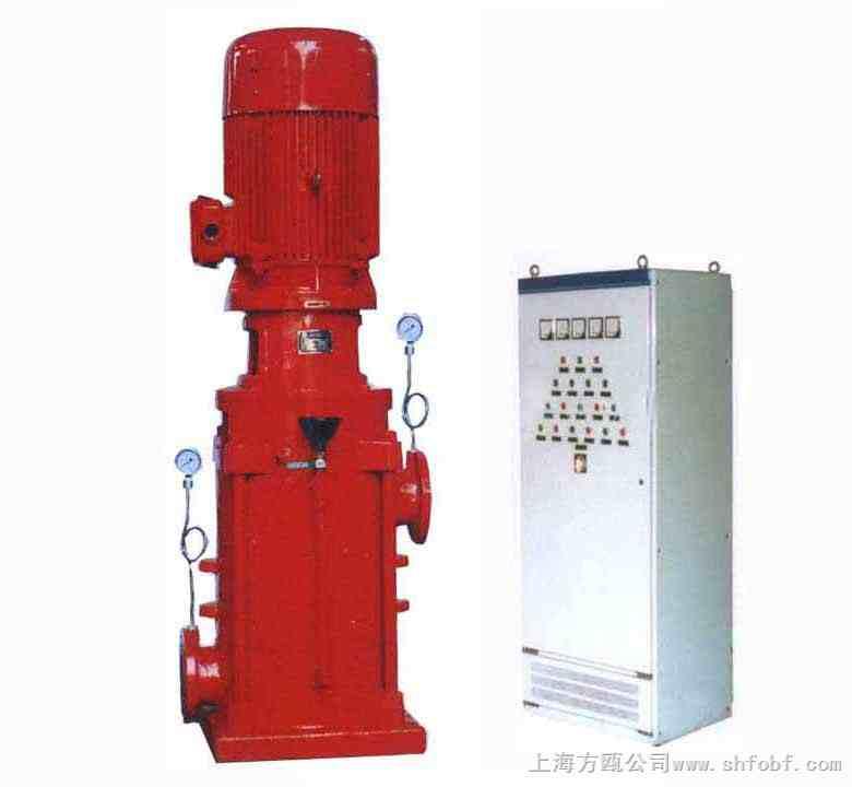 fo-xbd-lg型立式多级消防泵图片