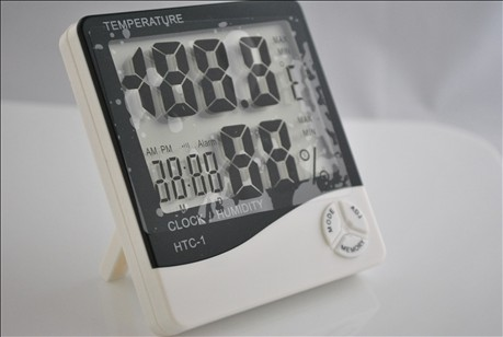 博洋大屏幕温湿度计