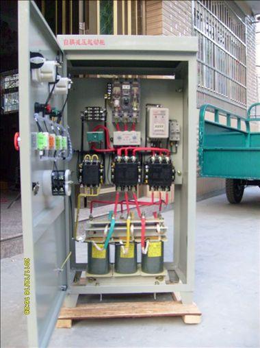 自耦降压起动柜 jj1b-225kw自藕降压启动柜