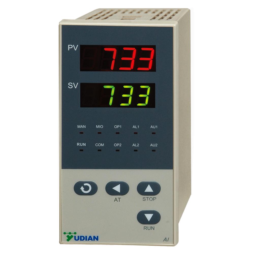 厂家直销厦门宇电人工智能温控器ai-733