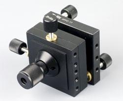 光学调整架-精密光纤耦合器