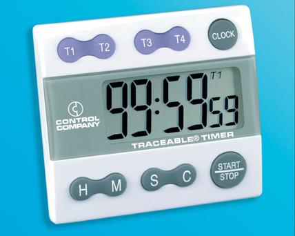供应美国原装飞世尔traceable四通道计时器