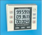 超低价供应美国飞世尔fisher三通道闹铃计时器液晶计时器