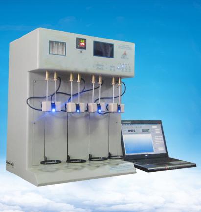 全自动氮吸附比表面积仪