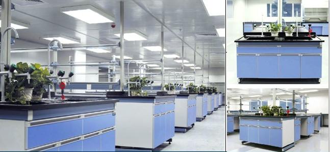 关键词: 仪器分析实验室对室内的要求一般都比化学实验室为高。仪器分析实验室一般都有空调要求,如恒温恒湿、空气净化、气流、排风等问题。在气候较潮湿的地区要求防潮,对于早期实验室用若干红外线灯、小型去湿器、窗式空调器、小型独立式空调器。现代实验室有条件的采用中央空调系统。对于防振要求较高的仪器设备,除了对实验室的位置要进行考虑外,尚需考虑设置独立的设备防振基础和隔振措施。仪器分析实验室一般要求兼有交流、直流电源,以及单相、三相两种电源插座,并常有稳压要求。有的还有防电磁干扰的要求,需要接地和电磁屏蔽等。有的需