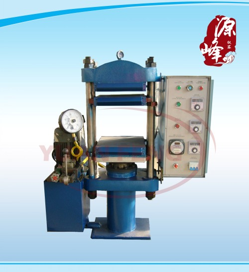 Flat curing press, yf-8017, factory direct sales