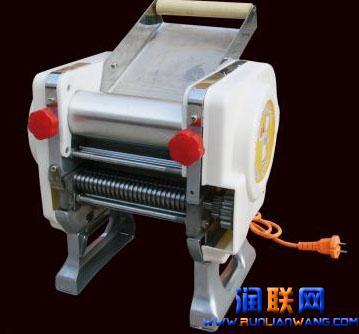 衢州浙江电动压面条机全自动家用面条机生产厂家
