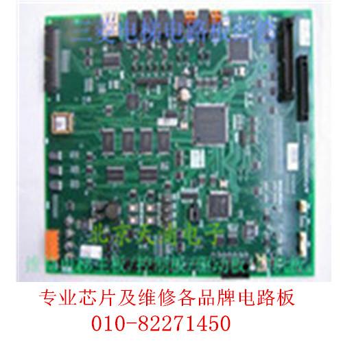 三菱驱动板维修三菱电梯门机板电路板维修北京天浦正达