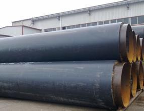 预制耐高温发泡复合保温管生产厂家/聚氨酯发泡管价格