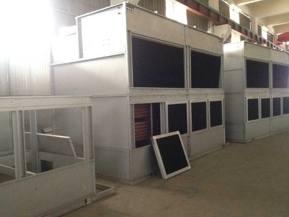 上海800吨闭式冷却塔