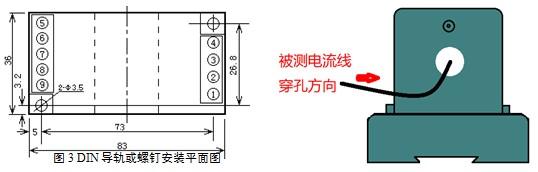 霍尔三相电流变送器hdr-ai在采煤机电控系统中的应用