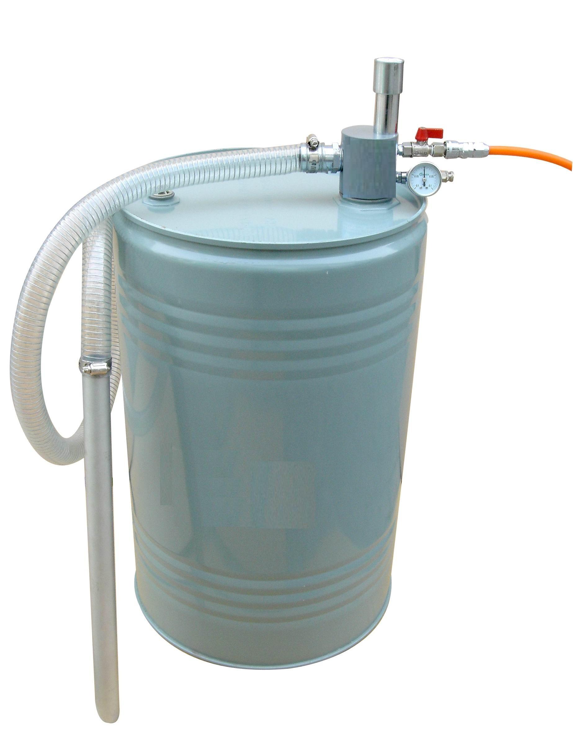 200l油桶配套用气动防爆抽油泵