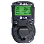 美国华瑞PGM-2400气体检测仪,四合一气体检测报警器