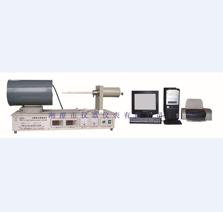 湘潭凯发国际平台品牌ZRPY系列热膨胀系数测定仪(高温卧式膨胀仪)