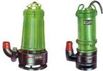 WQK-QG带切割潜水排污泵