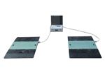 SCS:50吨便携式汽车衡|50T便携式地磅秤|成都50吨便携式轴重仪厂家