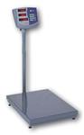 广州200公斤不锈钢台秤,200公斤不锈钢电子台秤