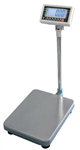 西安500公斤不锈钢台秤,500公斤不锈钢电子台秤