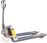 国产ACZ20系列镀锌手动液压搬运车|纸筒型液压搬运车价格|不锈钢搬运车