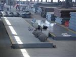 20吨3*12米模拟式电子汽车衡厂,20吨3*14米模拟式汽车地磅报价