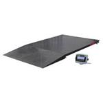 美国奥豪斯VC系列1500//3000KG电子平台秤、带引坡平台秤