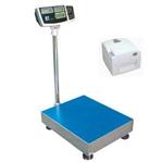 上海30kg带打印电子秤生产厂家,50kg打印小票电子台秤价格