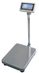 成都#60公斤高精度电子秤价格、100公斤带打印电子秤、热敏纸打印电子秤