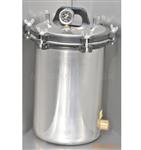 手提式压力蒸汽灭菌器,煤电两用高压灭菌器