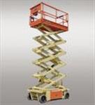 美国JLG ES/LE系列剪叉自行式高空作业平台|进口高空作业平台工作原理