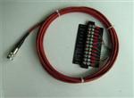 雷泰高温电缆 XXX2CCB8高温线12芯