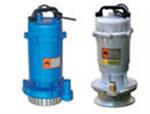 上海鄂泉QDX10-16-0.75小型农用潜水泵