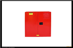 国产45加仑红色可燃品安柜|易燃品安柜|防腐蚀安柜价格