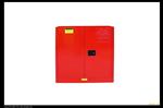 国产60加仑红色防可燃品安柜,防火安柜原理,防腐蚀安柜