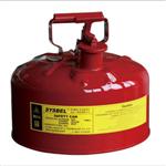 西斯贝尔2.5加仑红色工业安罐,上海旦鼎供应工业安罐,易燃液体安罐