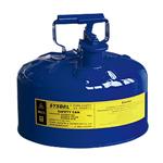 西斯贝尔2.5加仑蓝色易燃品防火安罐,易燃液体安罐,工业安罐型号