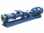 上海鄂泉G15-1不锈钢单螺杆泵
